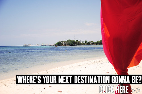 WHERE'S YOUR NEXT DESTINATION GONNA BE?