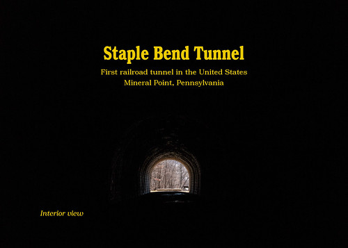 Staple Bend Tunnel