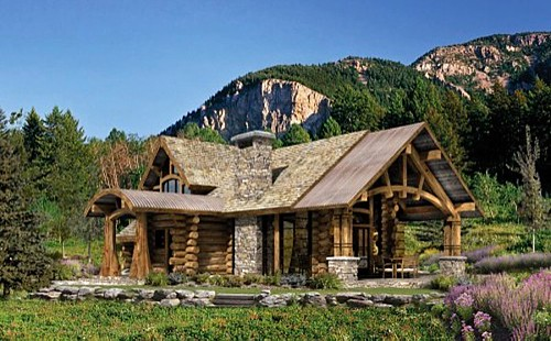 Log Home Renovation Contractor