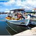 Small photo of Skala Kalloni Harbour, Lesvos.