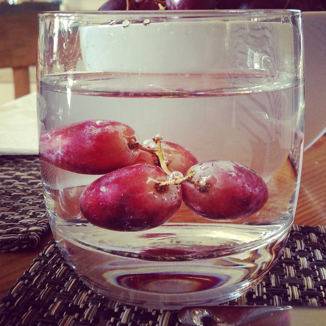 Grapes in a Glass