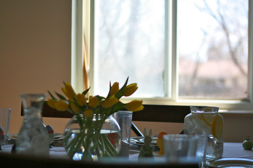 I love our dining room