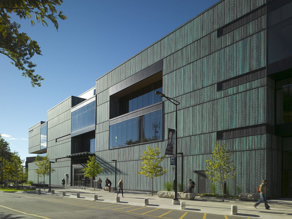 University of Toronto Instructional Centre design by Perkins + Will