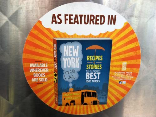 NYalaCart truck sticker