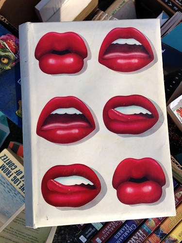 Paper Moon lips