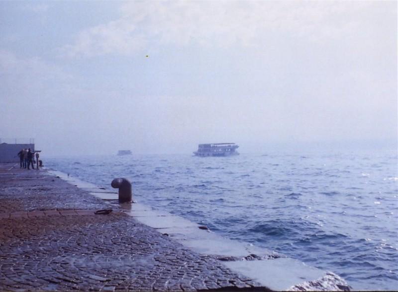 coast of sky-sea