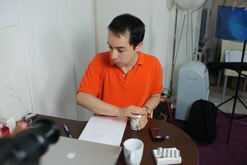 SONY DSC Websérie Premier Emploi Coulisses Ep V