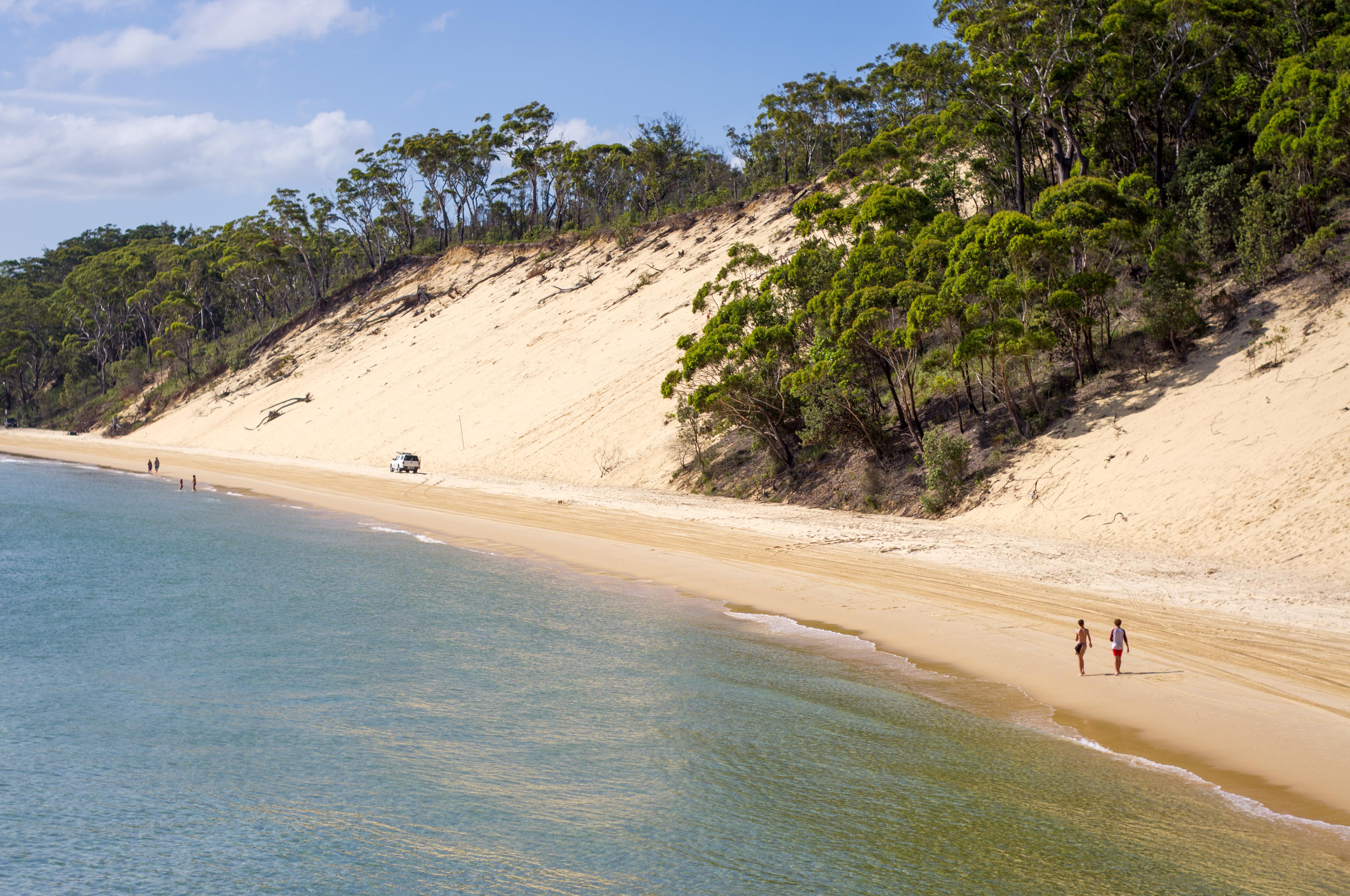 Tangalooma Island Resort on Moreton Island