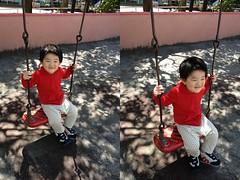 恵比寿公園にて 2013/4/7