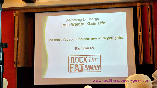 Club New You by Xenical launches Rock the Fat Away campaign