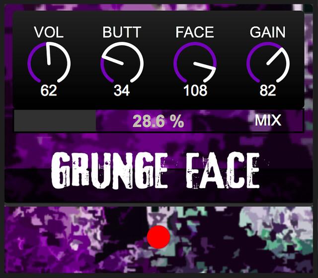 GrungeFace