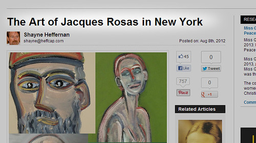 News Clips Jacques Rosas
