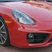 NEW 2014 Porsche Cayman S 981 FIRST PICS in Beverly Hills 90210 Guards Red 1190