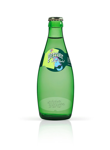 PERRIER BY WARHOL
