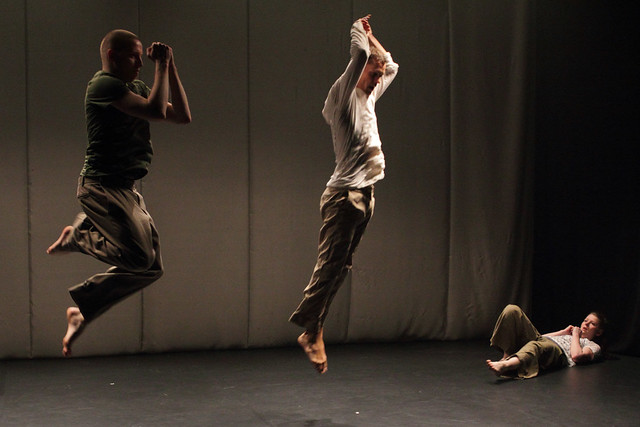 Natural Strange Days - Danscompagnie Lune
