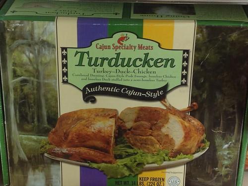 o que é Turducken