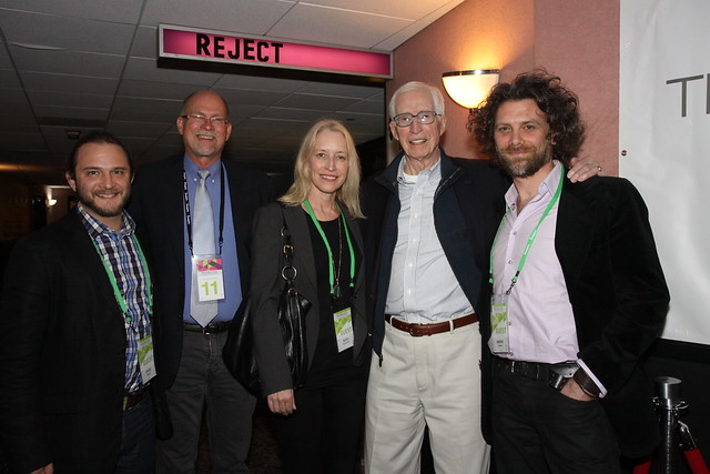 "Filmmakers and participants of the film ""Reject"""