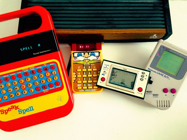 80s Electronic Toys : Electronic devices from s flickr photo sharing