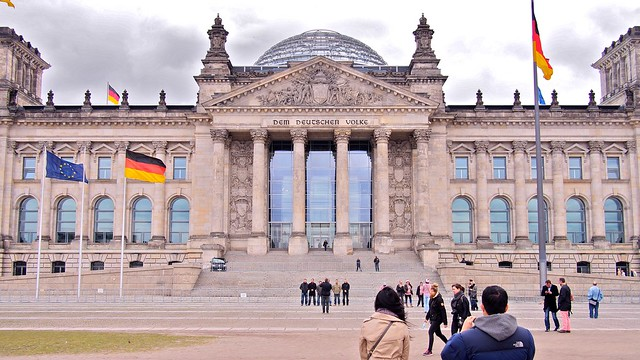 Europe 2013 | Reichstag @ Berlin, Germany