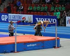 floor gymnastics(0.0), gymnastics(0.0), artistic gymnastics(0.0), trampolining(0.0), athletics(1.0), jumping(1.0), sports(1.0), high jump(1.0),