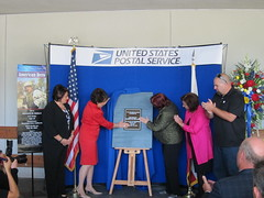 4.13.13 Eshoo, USPS Dedicate Mountain View Post Office in Honor of Fallen War Hero