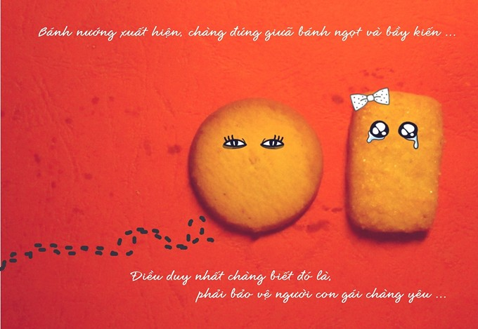 [ROS2013] Nhóm I - Cookies ? Hay câu chuyện tình yêu của những kẻ sến ?  8668049414_5b188ffba0_b