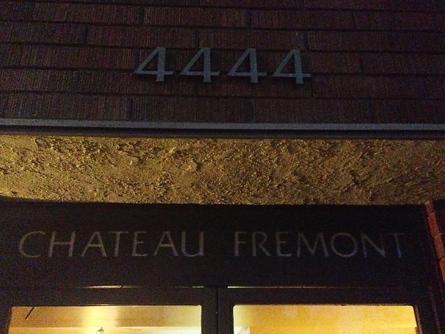 Chateau Fremont