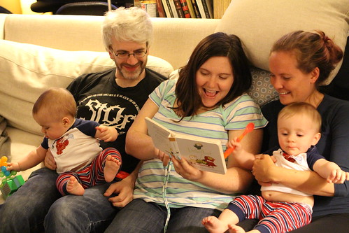 Wombat Story Time with Uncle Paul, Auntie Caolan, and Auntie Ariana