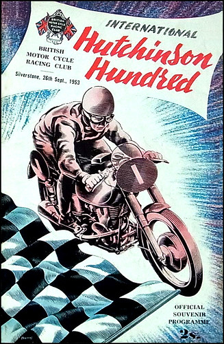 1953 Hutchinson International Race by bullittmcqueen