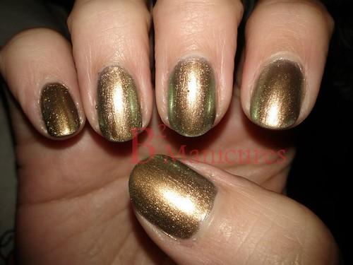 081a Revlon Chroma Chamelion Gold