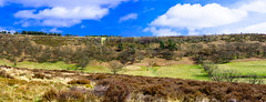 The Hole of Horcum, near Pickering, North Yorks Moors. By Thomas Tolkien