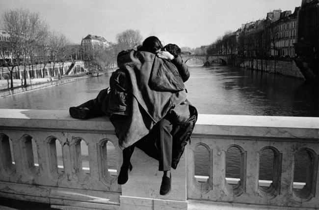 Paris, Février 1999 - Édouard Boubat