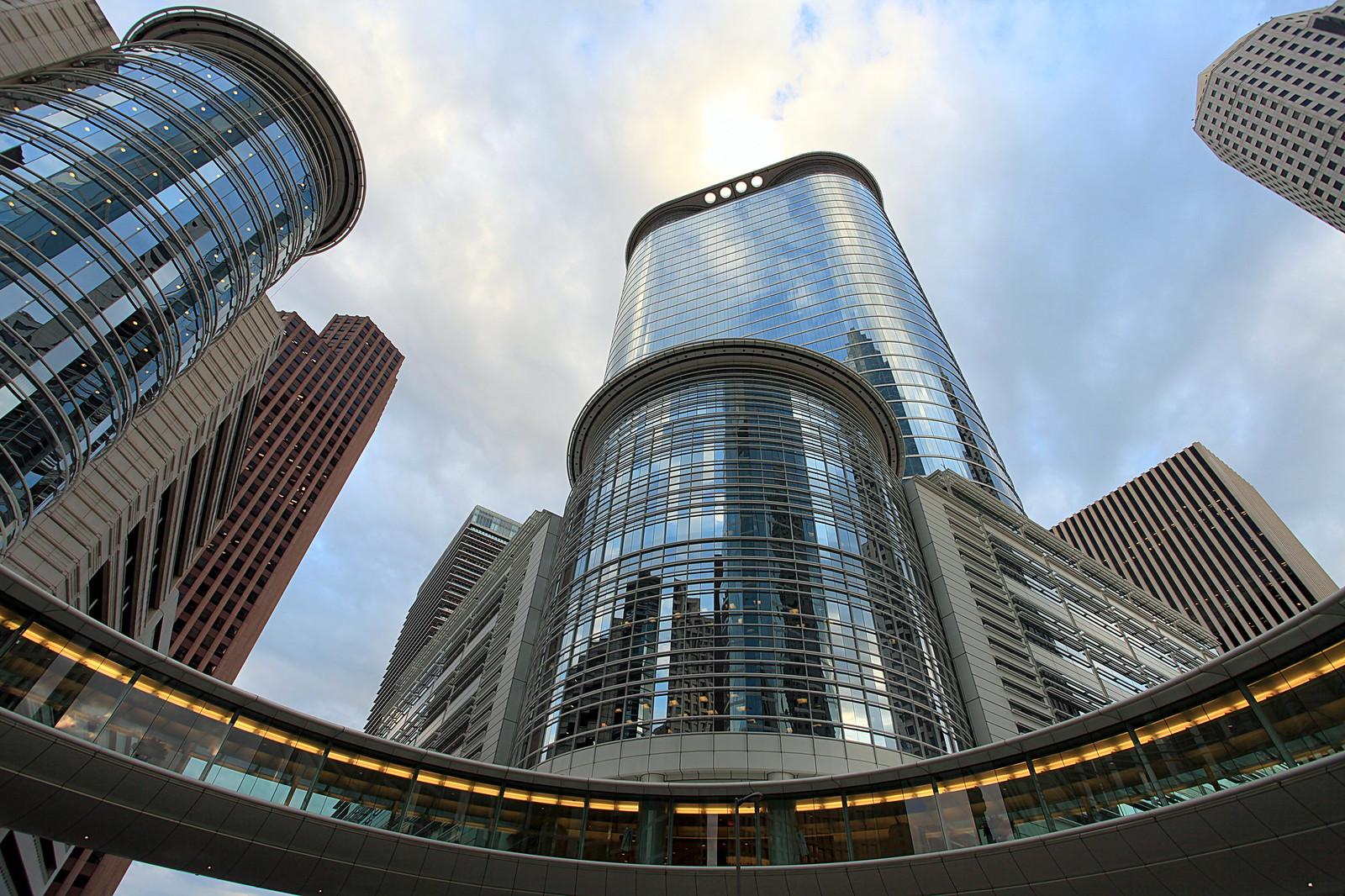 Chevron Towers