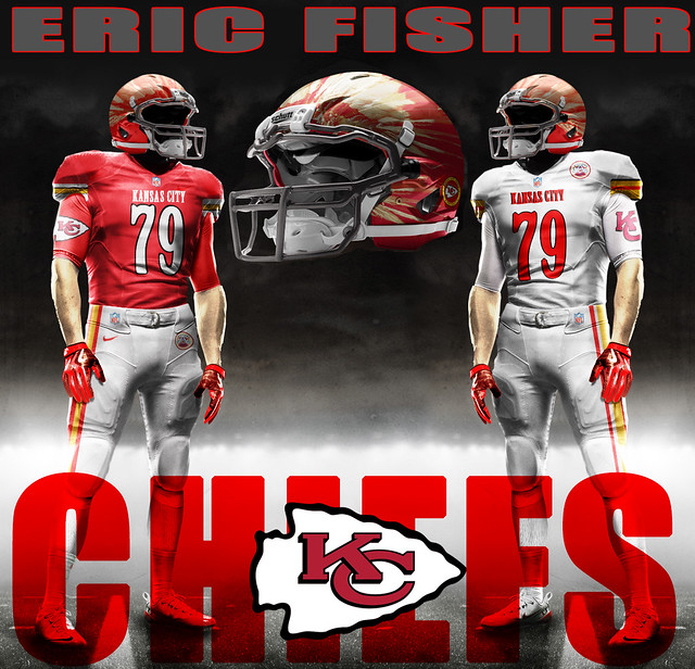 Eric Fisher Kansas City Chiefs