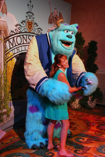 Mike and Sulley debut in