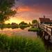 Green Lands by albert dros