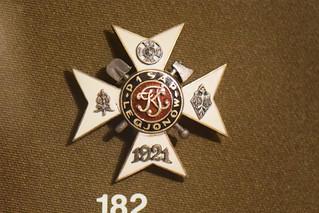 1921 Polish medal