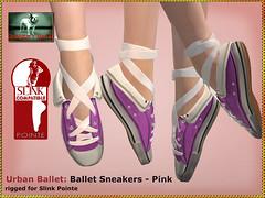 Bliensen - Urban Ballet - Pink