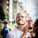 Centerpartiet i Prideparaden 2016