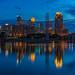 Minneapolis Reflection by Photomatt28