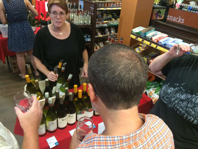 ABC Fine Wine and Spirits Tasting 4