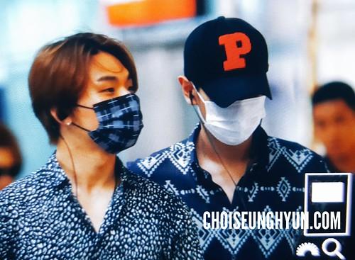 BIGBANG Arrival Seoul from Dalian 2016-06-26 (13)