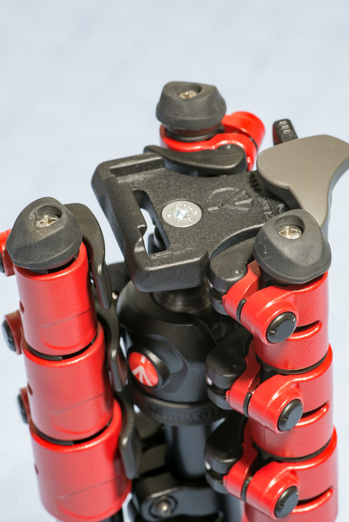 Manfrotto Befree one