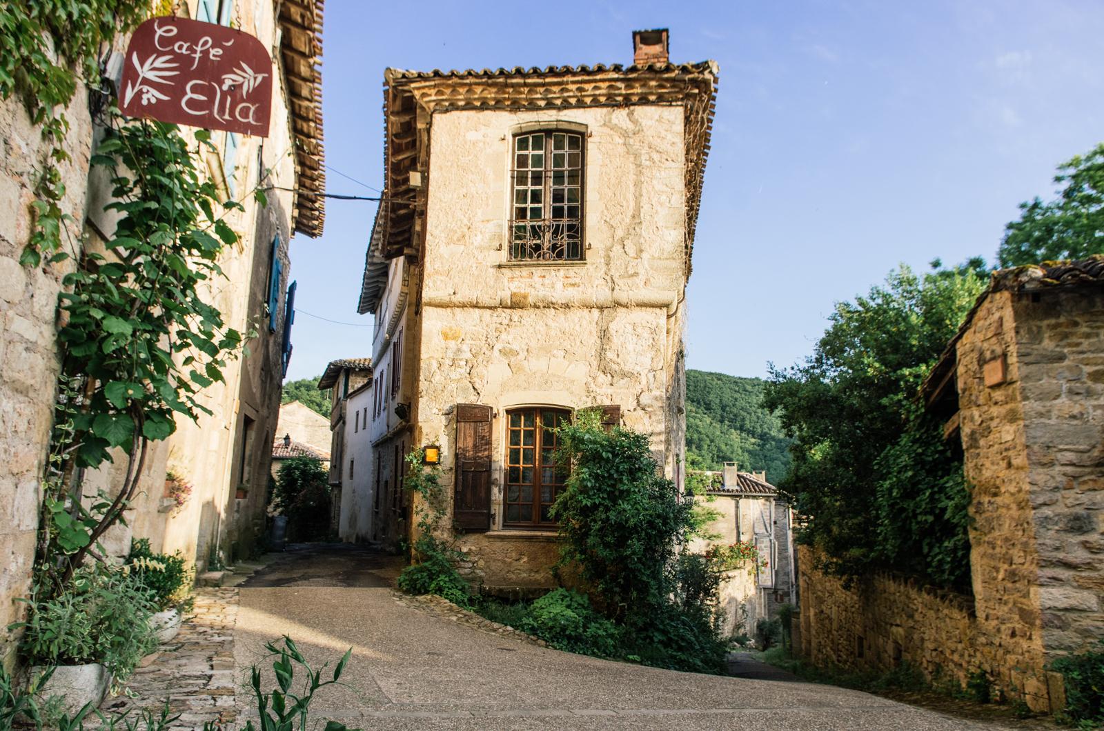 Randonnée dans les gorges de l'Aveyron - Bruniquel