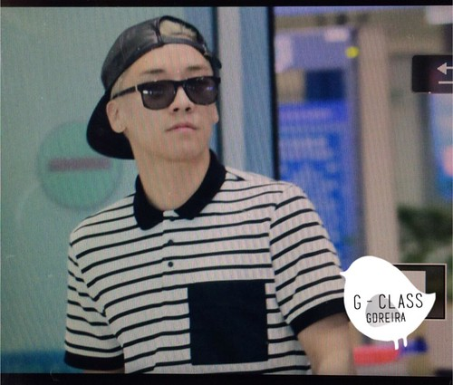 Big Bang - Incheon Airport - 01jun2015 - GDREIRA - 12