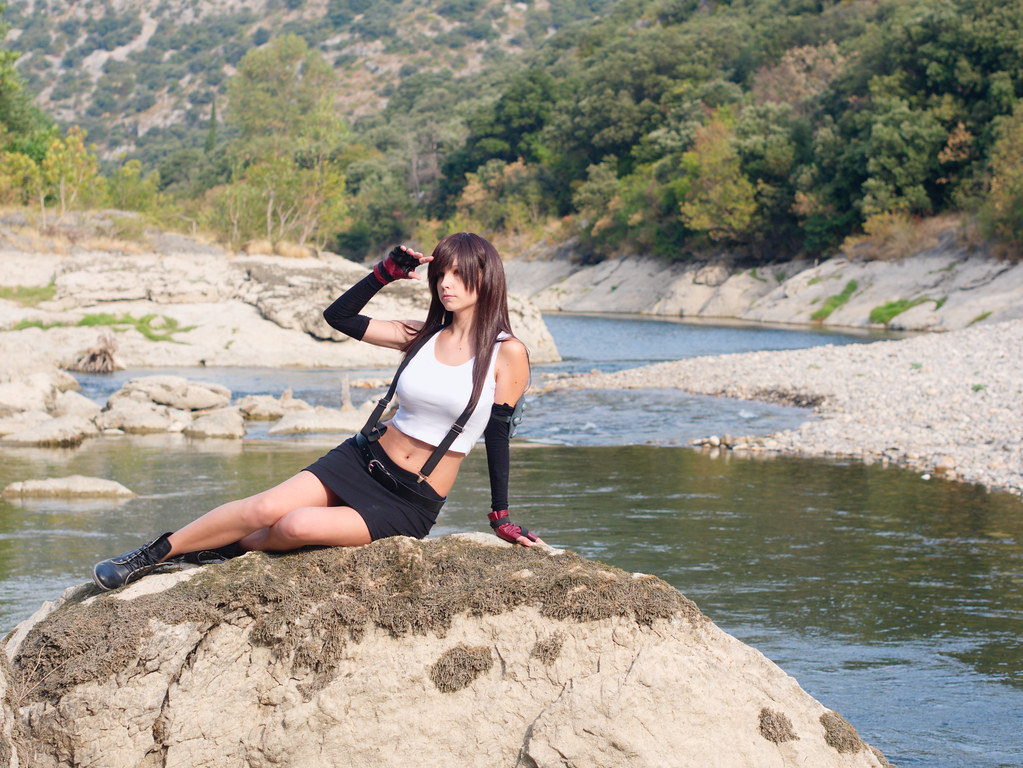 related image - Shooting Tifa Lockhart - Final Fantasy - Gorges de l'Hérault - 2016-08-17- P1520524
