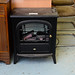 Log effect electric fire €50