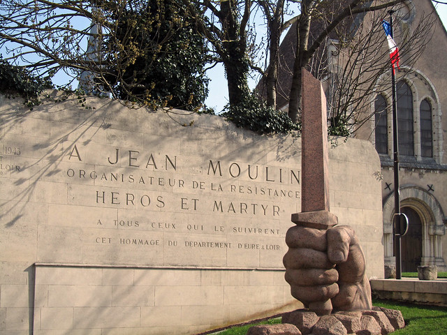 Monument Jean Moulin