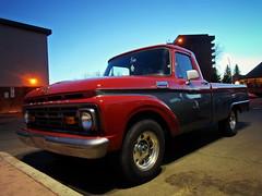 1964 Mercury M-100 pickup truck