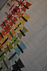 Hope Takes Flight 2.0 ~ the quilting